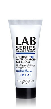 AGE RESCUE+ Water-Charged Gel Cream Travel Size