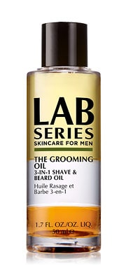 The Grooming Oil<br>3-in-1 Shave & Beard Oil